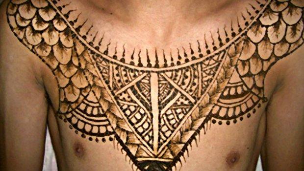 tatuaż henny