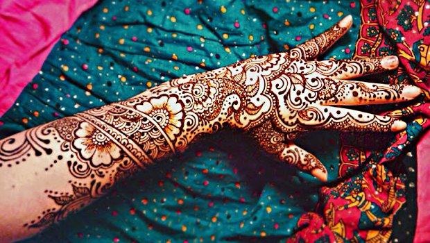 Tatuaże z henny
