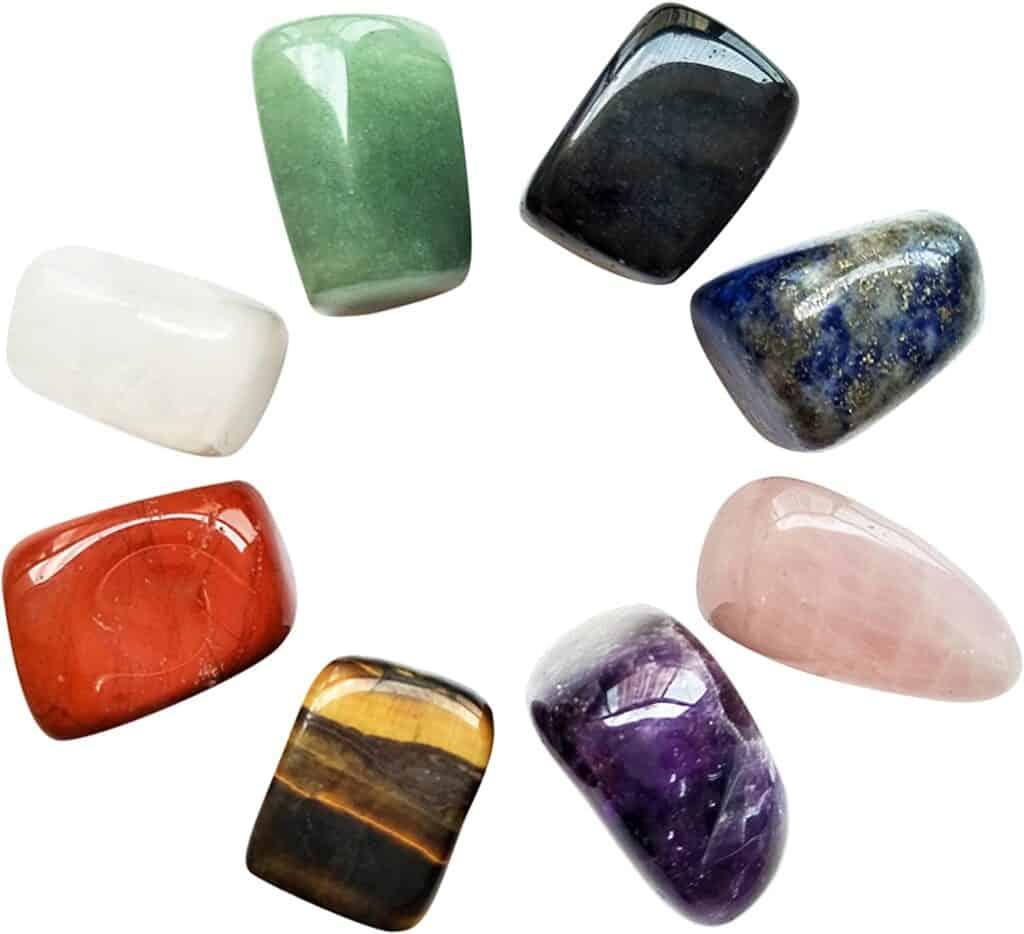 kamienie czakry