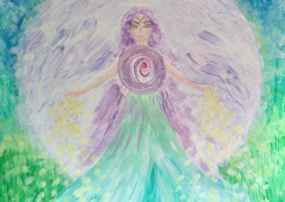 Opiekun osoby o delikatnej naturze duszy