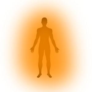aura pomarańczowa