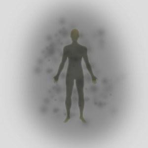 czarna aura
